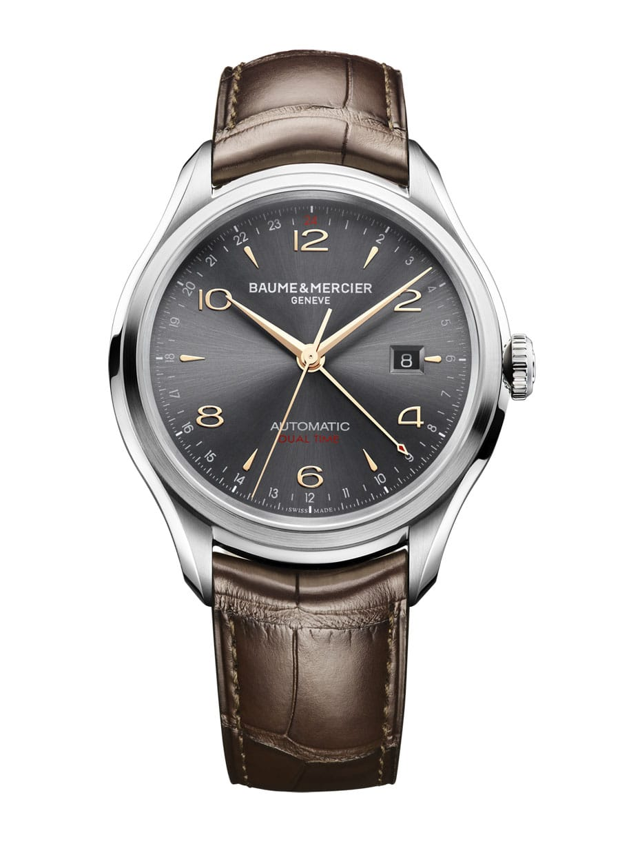 Baume & Mercier: Clifton GMT (10111)