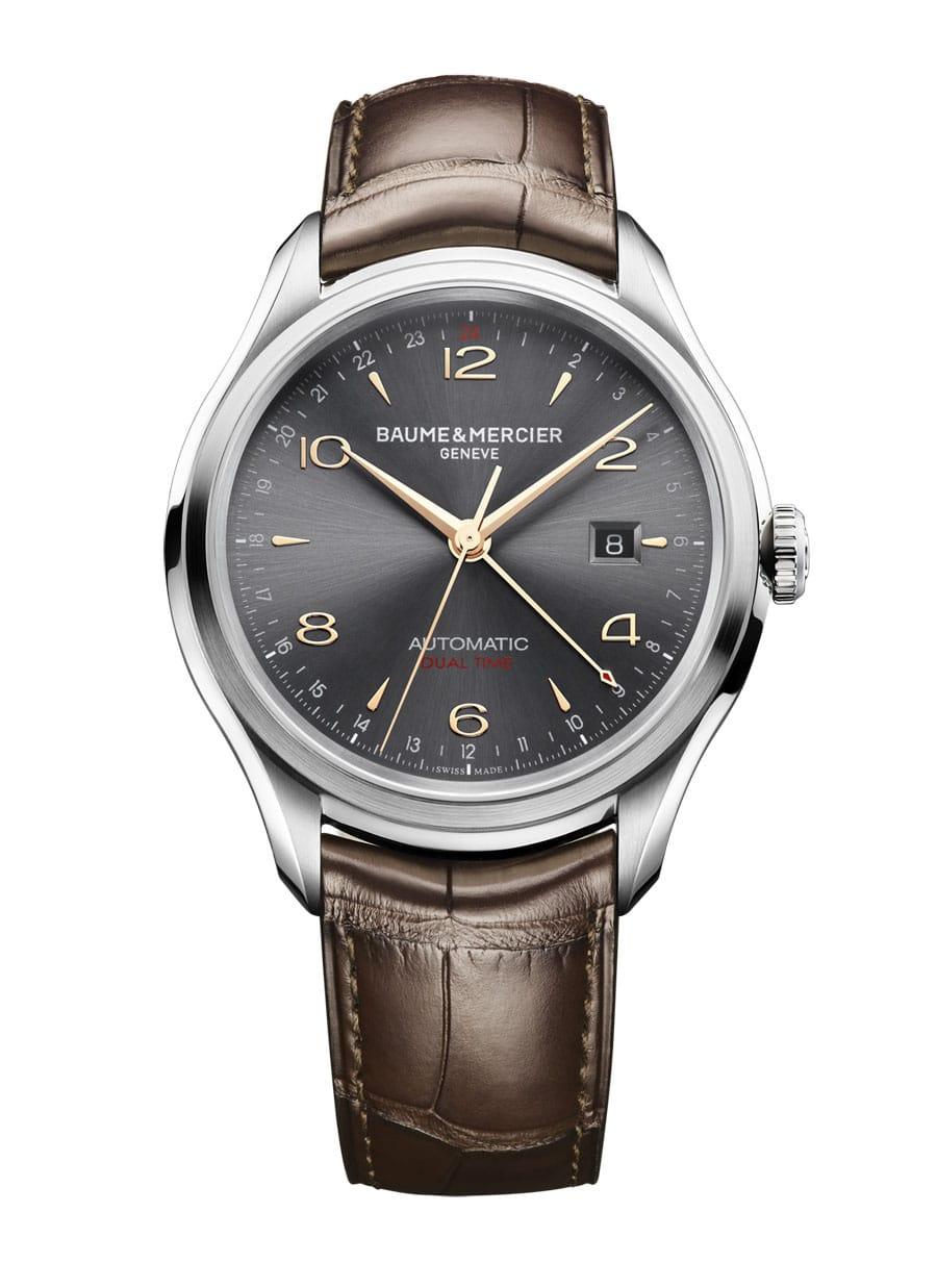 Baume & Mercier: Clifton GMT (10111)