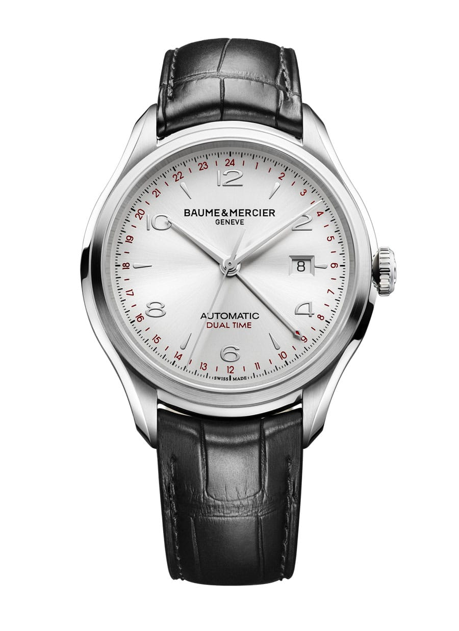 Baume & Mercier: Clifton GMT (10112)