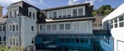 Das Manufakturgebäude von Ulysse Nardin in Le Locle
