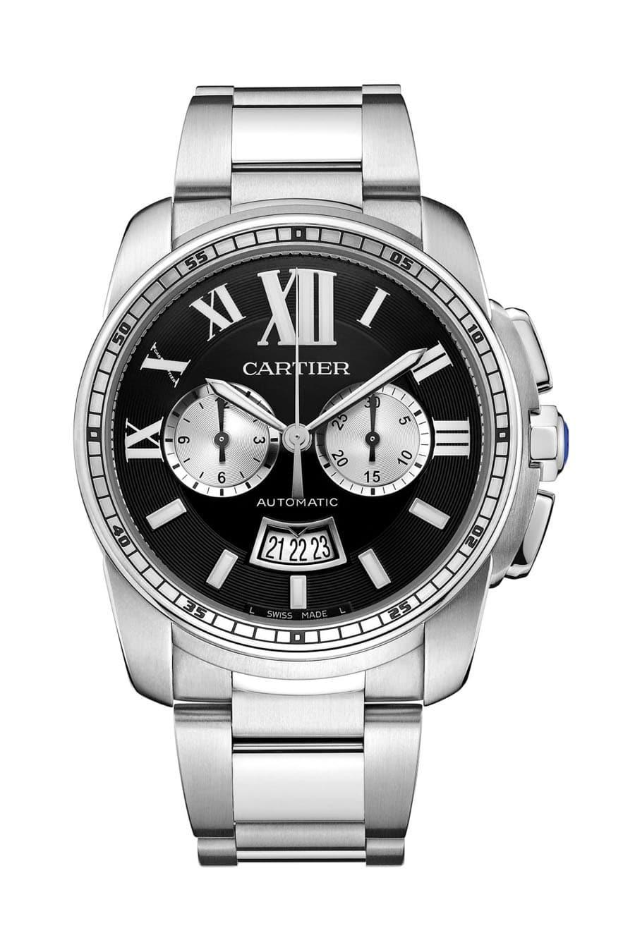 Cartier: Calibre de Cartier Chronograph
