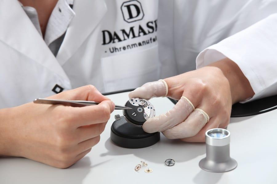 Damasko Uhrenmanufaktur