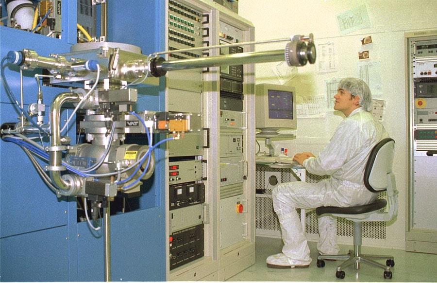 Produktion von Diamanten: Diamant-CVD-Anlage