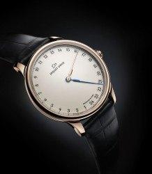 Jaquet Droz: Grande Heure GMT