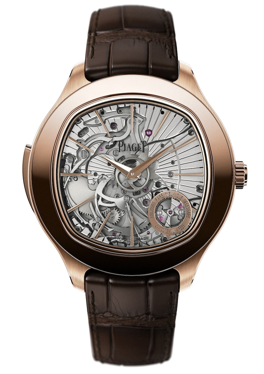 Piaget Emperador Coussin Minutenrepetition