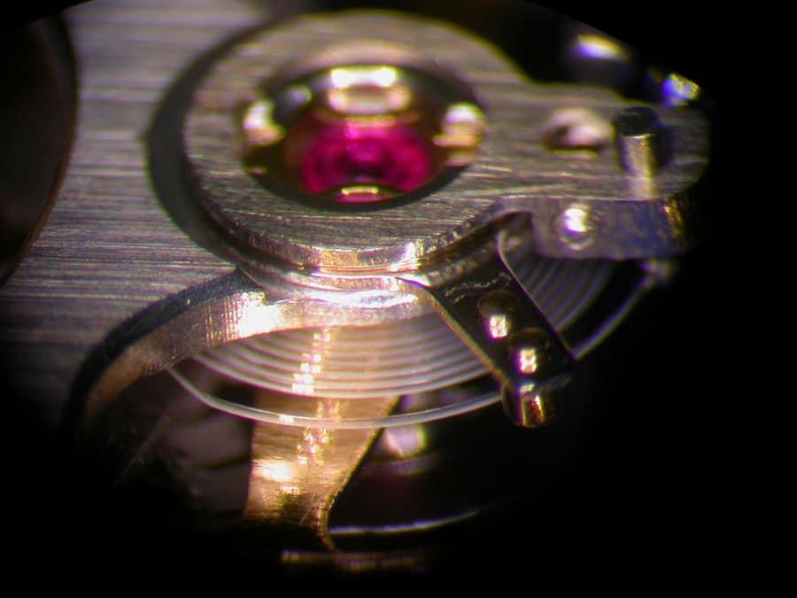 Ulysse-Nardin-Prototyp: Diamant als Material für die Unruhspirale