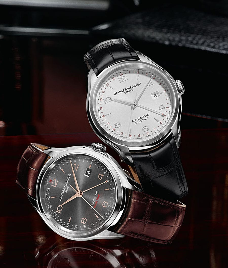 Baume & Mercier: Clifton GMT