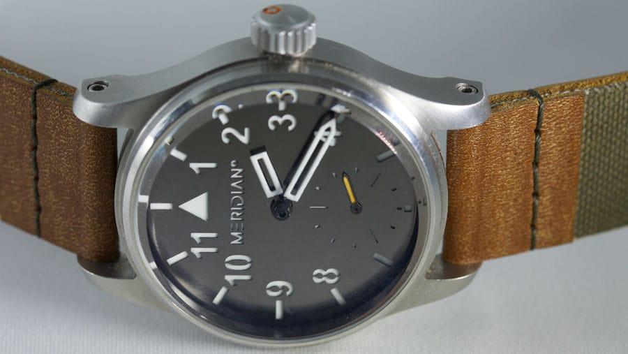 Werksbesuch bei Meridian Watches