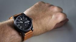 Derzeit haben alle Meridian-Uhren einen Durchmesser von 46 Millimetern