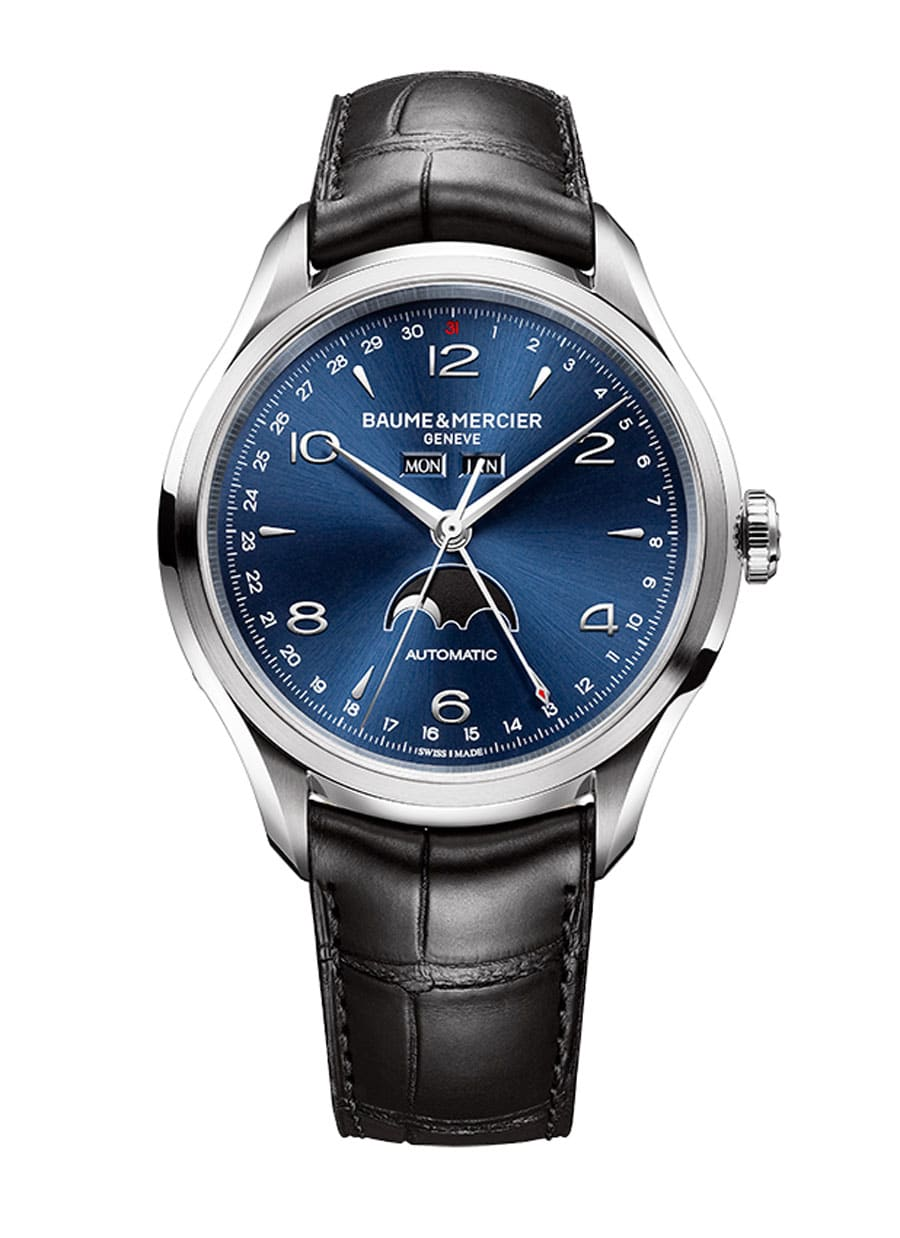 Baume & Mercier: Clifton 10057