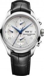 Baume & Mercier: Clifton Chronograph