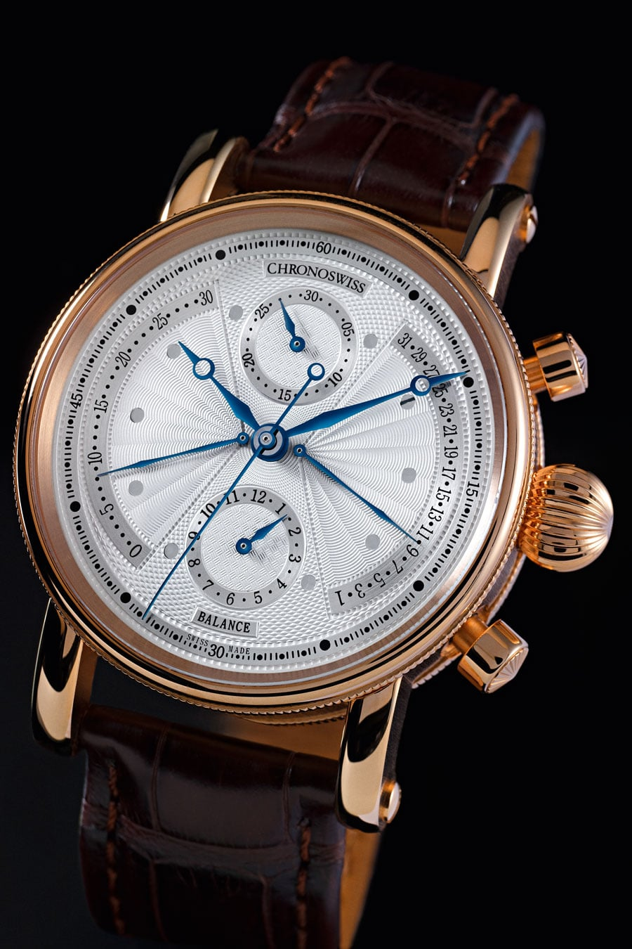 Chronoswiss: Chronograph Retrograde