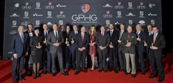 Die Gewinner des Grand Prix d'Horlogerie de Genève 2013