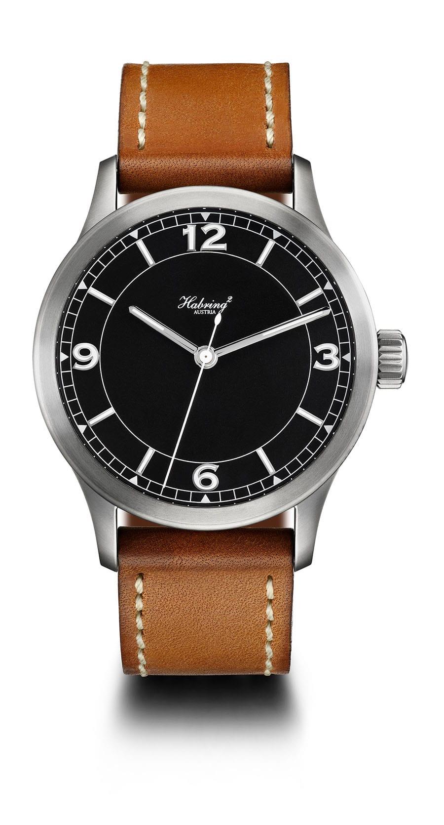 Habring²: Fliegeruhr mit springender Sekunde