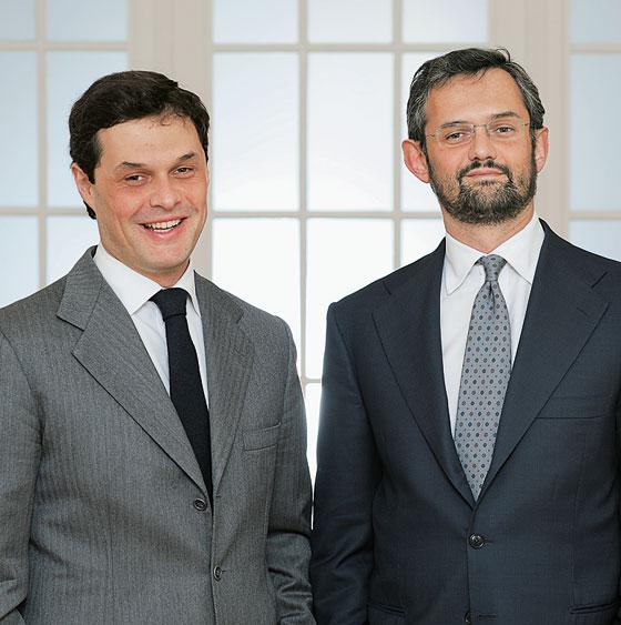 Massimo and Stefano Macaluso