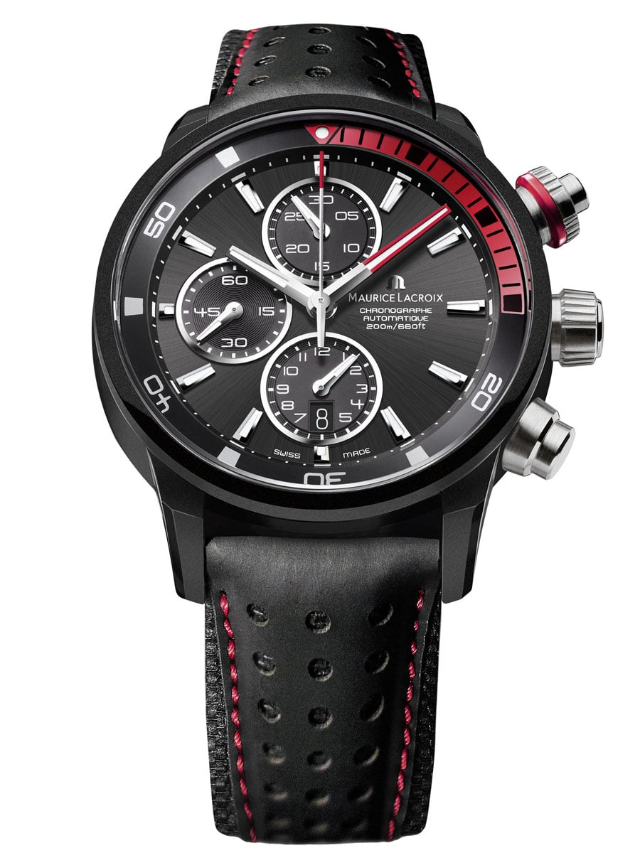Maurice Lacroix Pontos S Extreme rot