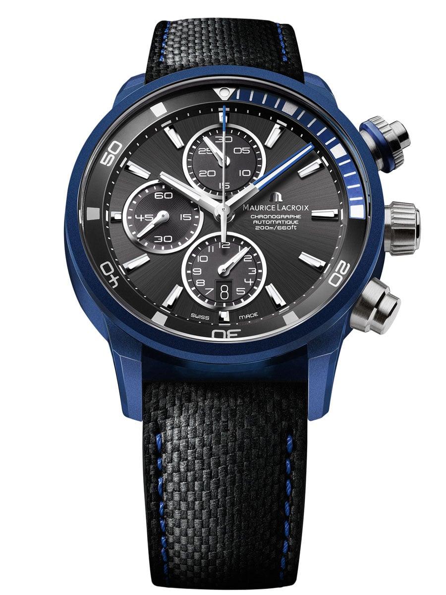 Maurice Lacroix Pontos S Extreme blau