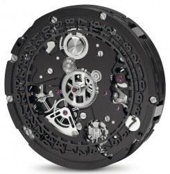 Manufakturwerk: das Chronographenkaliber Unico 1240 von Hublot
