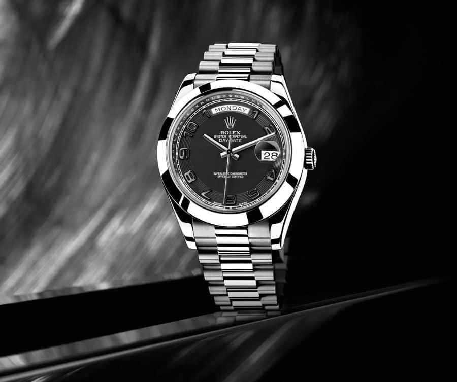 Rolex: Day-Date II