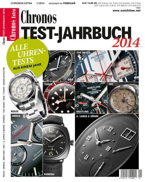Chronos Testjahrbuch 2014