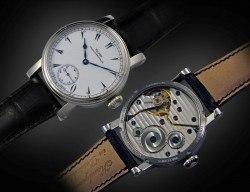 Tourby Watches: Ottoman Enamel