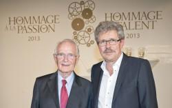 Die Fondation de la Haute Horlogerie ehrt zwei Persönlichkeiten der Branche.