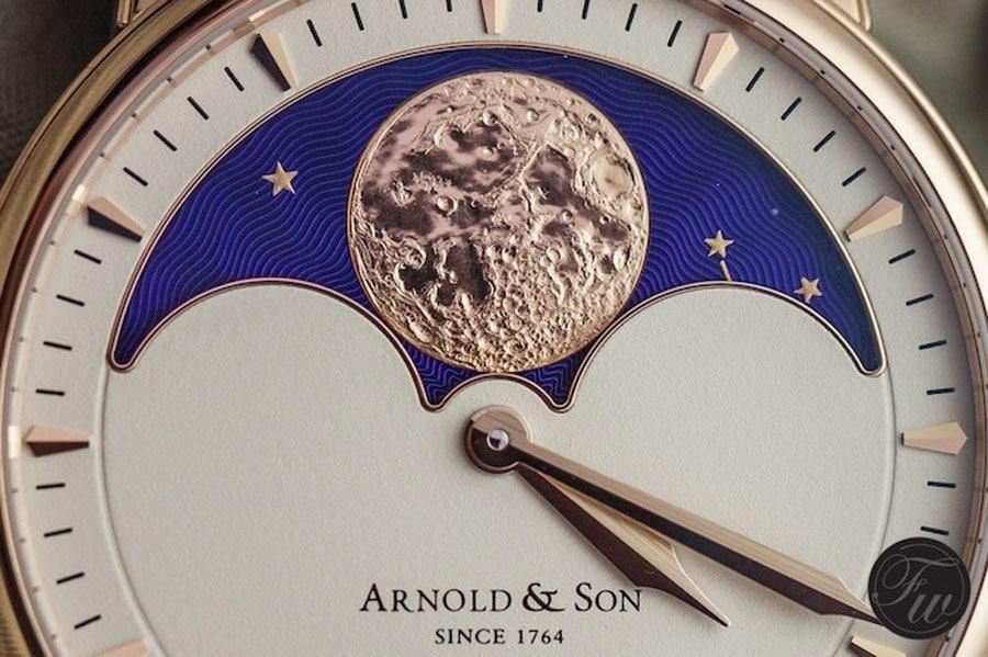 Arnold & Son: HM Perpetual Moon