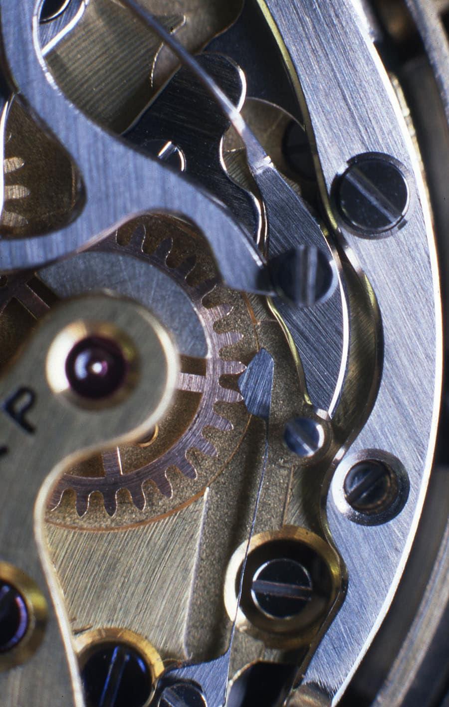 Die Grand Complication 5 ist ein Säulenrad-Chronograph
