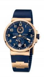 Ulysse Nardin: Marine Chronometer Manufacture in Roségold