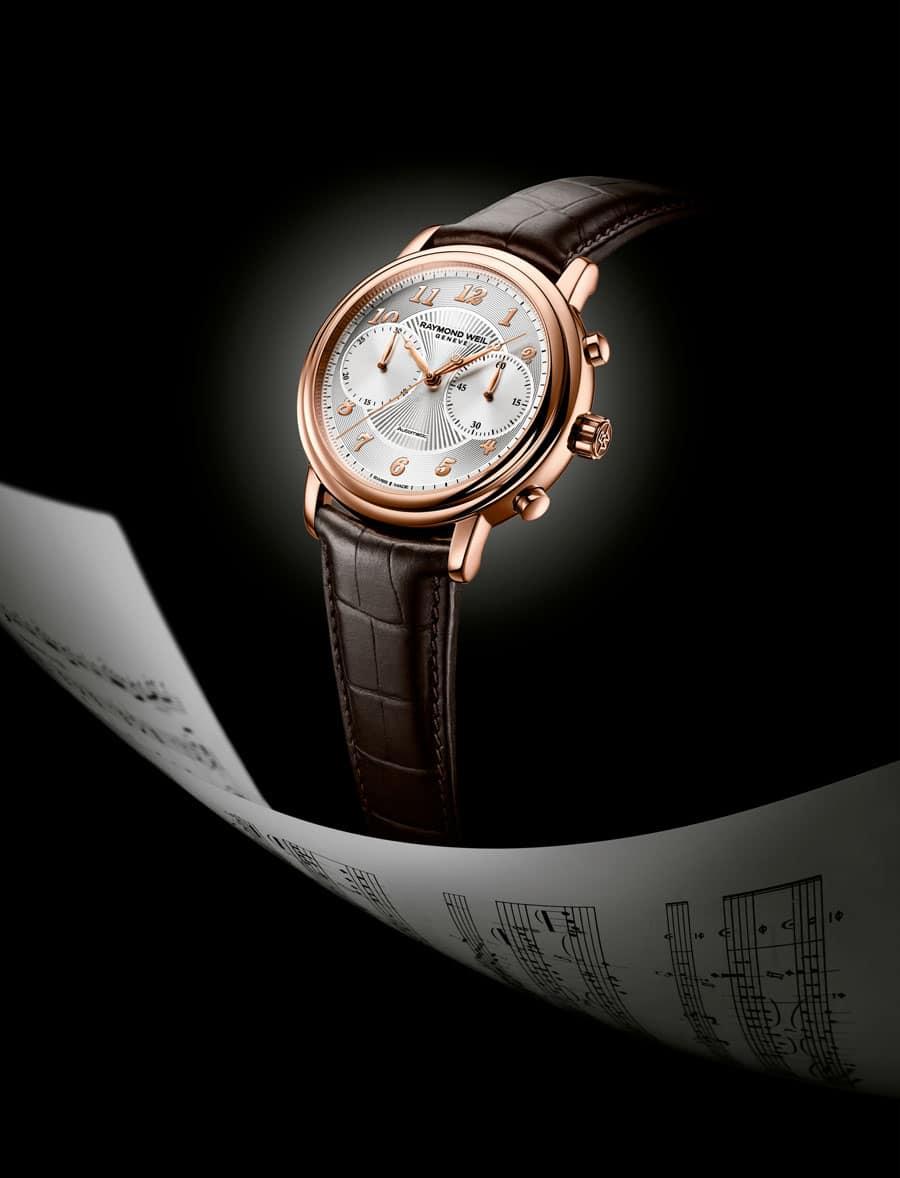 Raymond Weil: Maestro Chronograph