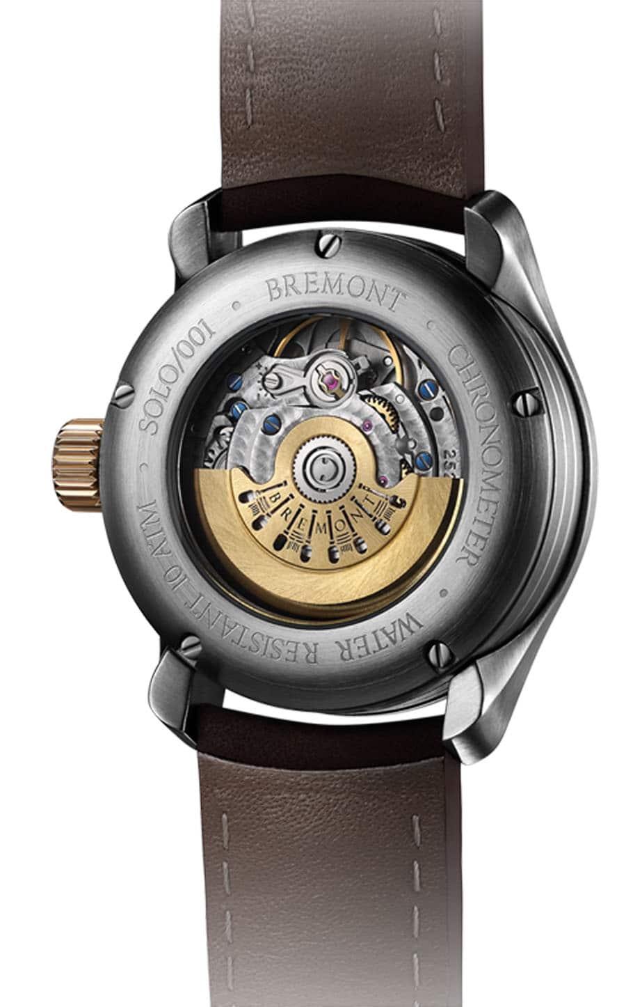 Bremont: Chronometerzertifiziertes Automatikwerk