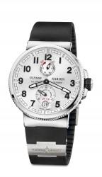 Ulysse Nardin: Marine Chronometer Manufacture in Edelstahl