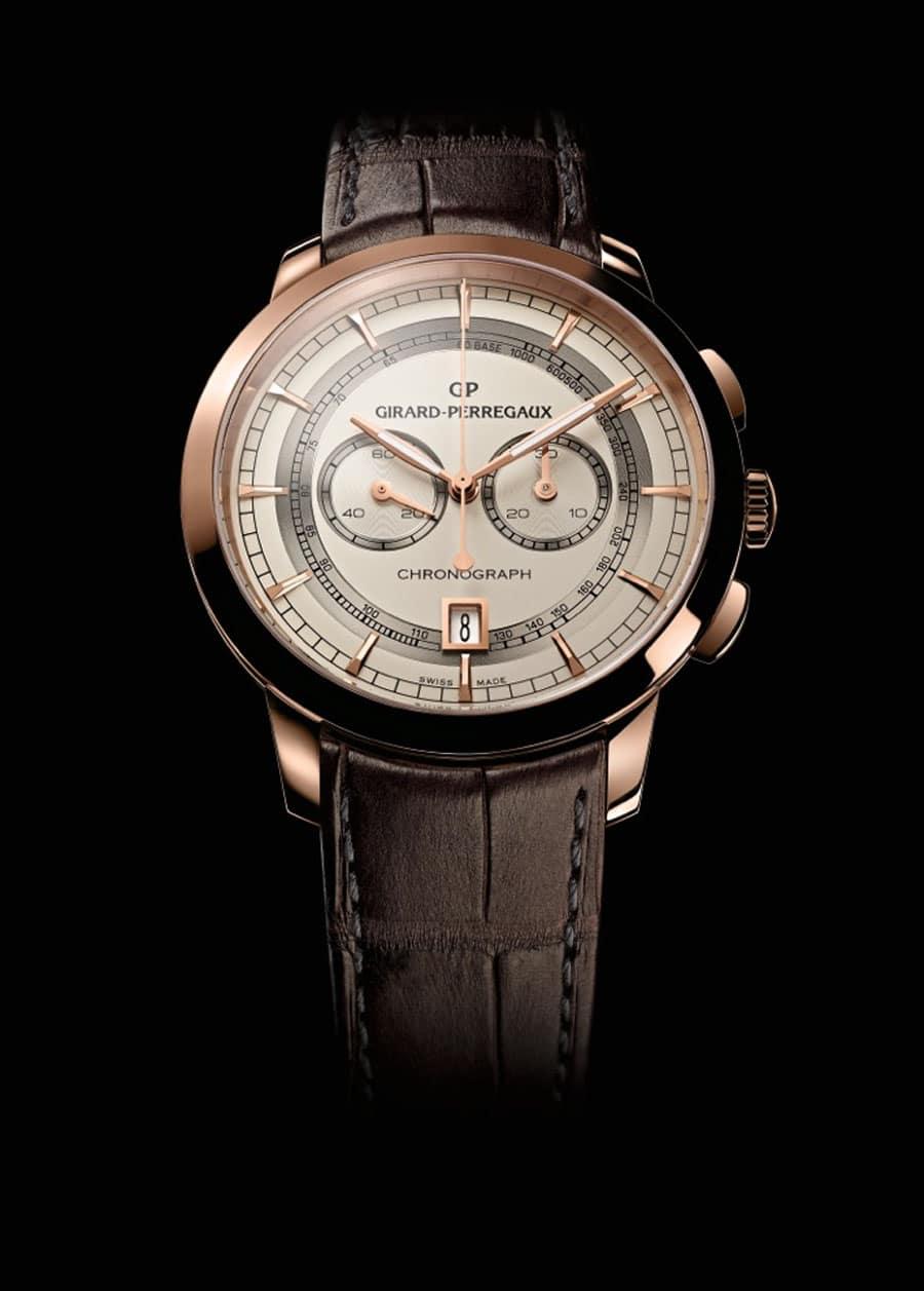 Girard-Perregaux: 1966 Säulenrad-Chronograph