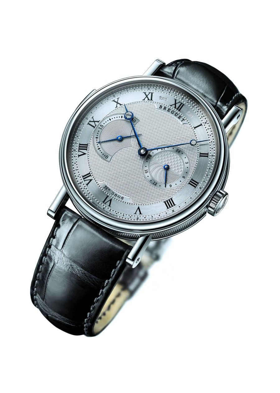 Uhren mit Schlagwerk: Breguet Classique Minutenrepetition