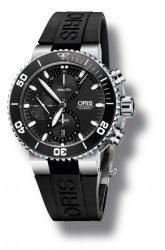 Oris: Aquis Chronograph