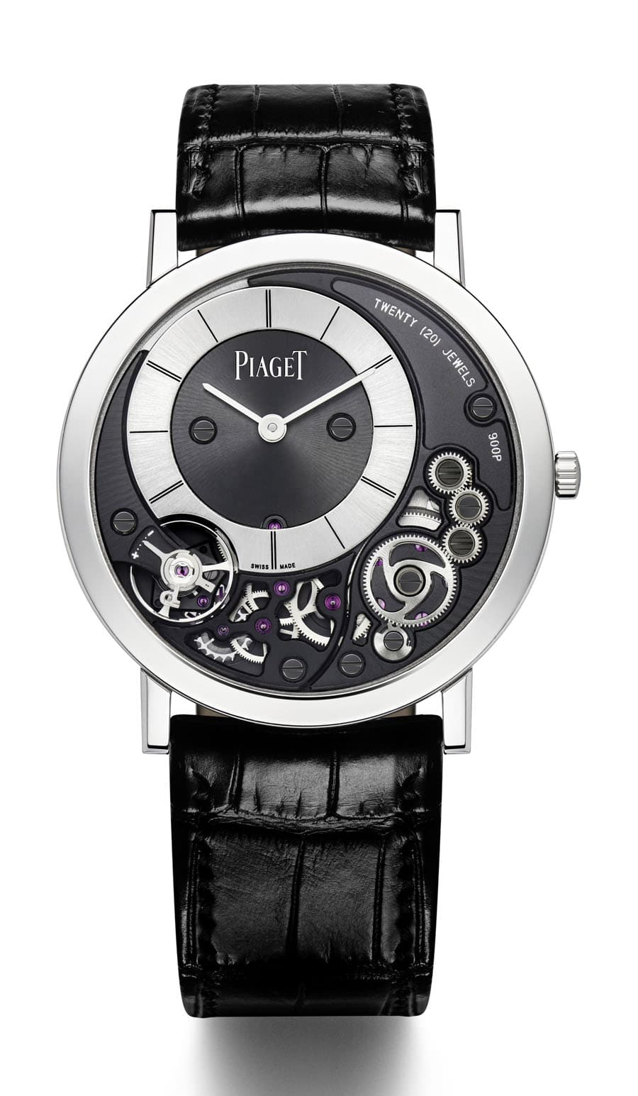 Piaget: Altiplano 38mm 900P