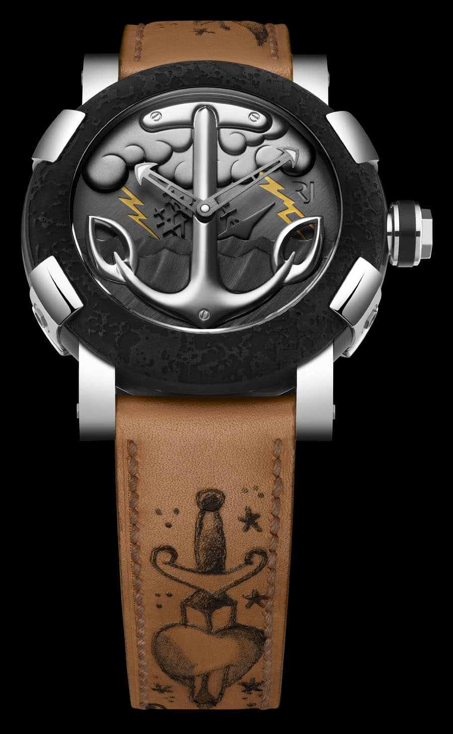 Romain Jerome: Tattoo DNA
