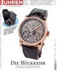 Uhren-Magazin Ausgabe 01.2014