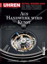 UHREN-MAGAZIN: Sonderheft Wissen 2014