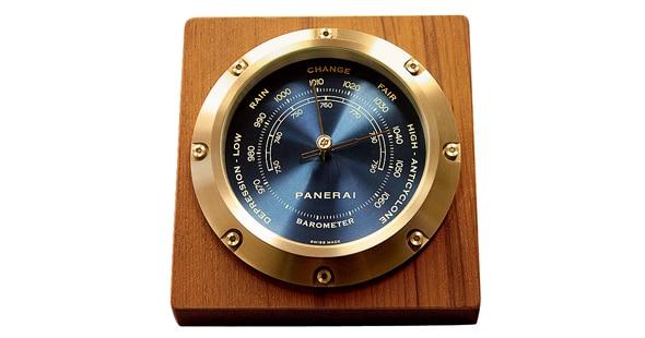 Teilnehmerpreis, Panerai: Barometer (1.700 Euro)