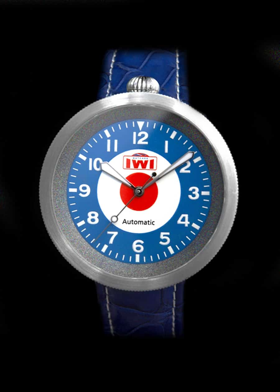 IWI Watches: SM 444
