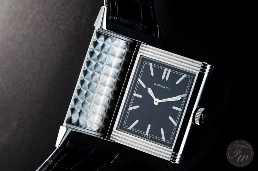 Jaeger-LeCoultre: Grande Reverso Ultra Thin Tribute to 1931