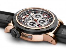 Carl F. Bucherer: Patravi Traveltex FourX Limited Edition