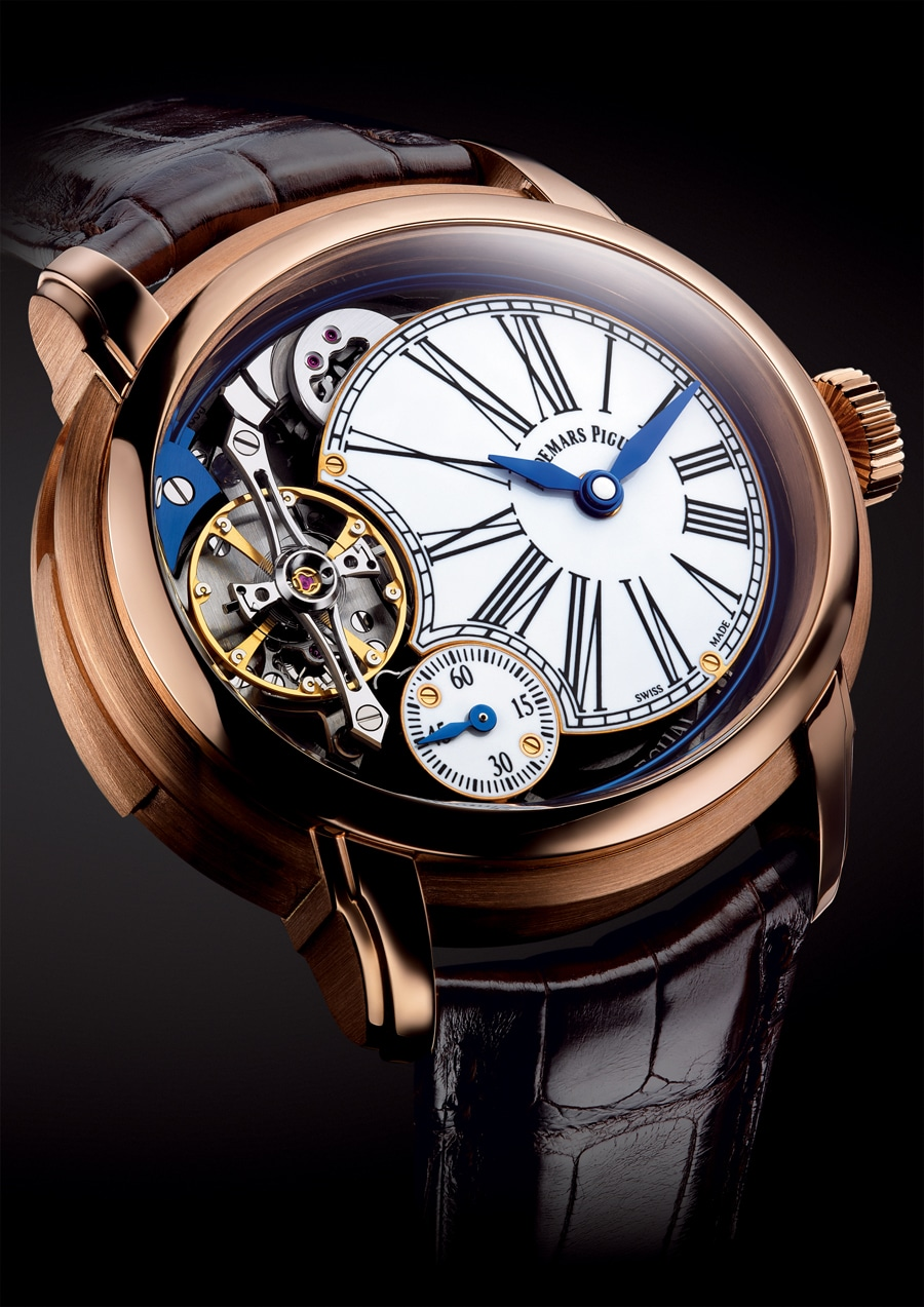 Audemars Piguet: Millenary Minute Repeater