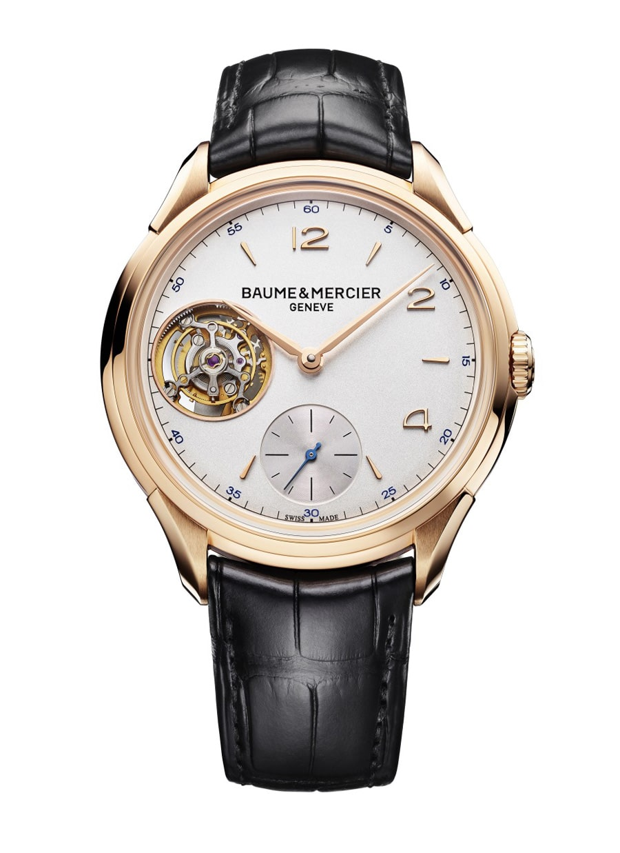 Baume & Mercier: Clifton 1892 Flying Tourbillon