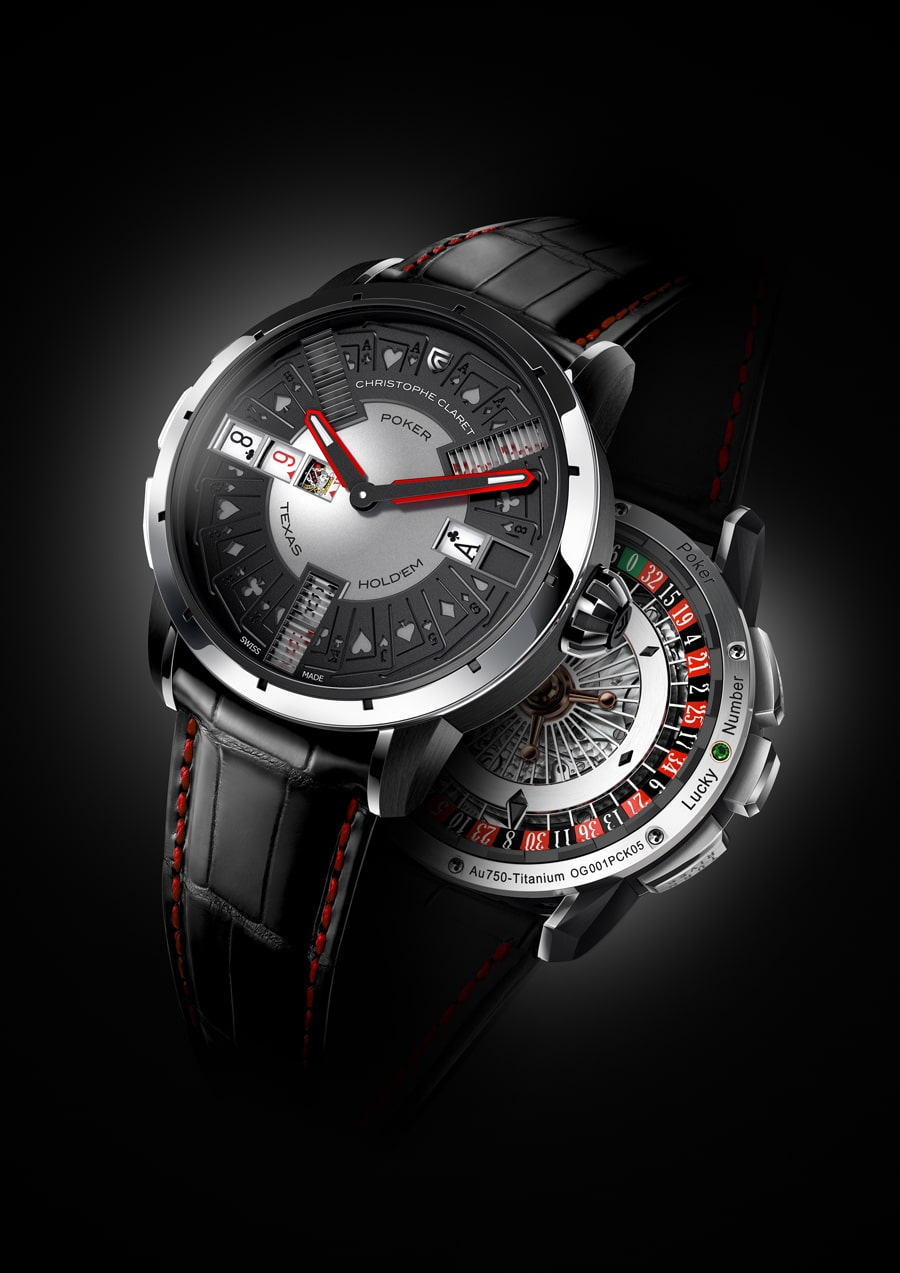 Christophe Claret: Poker