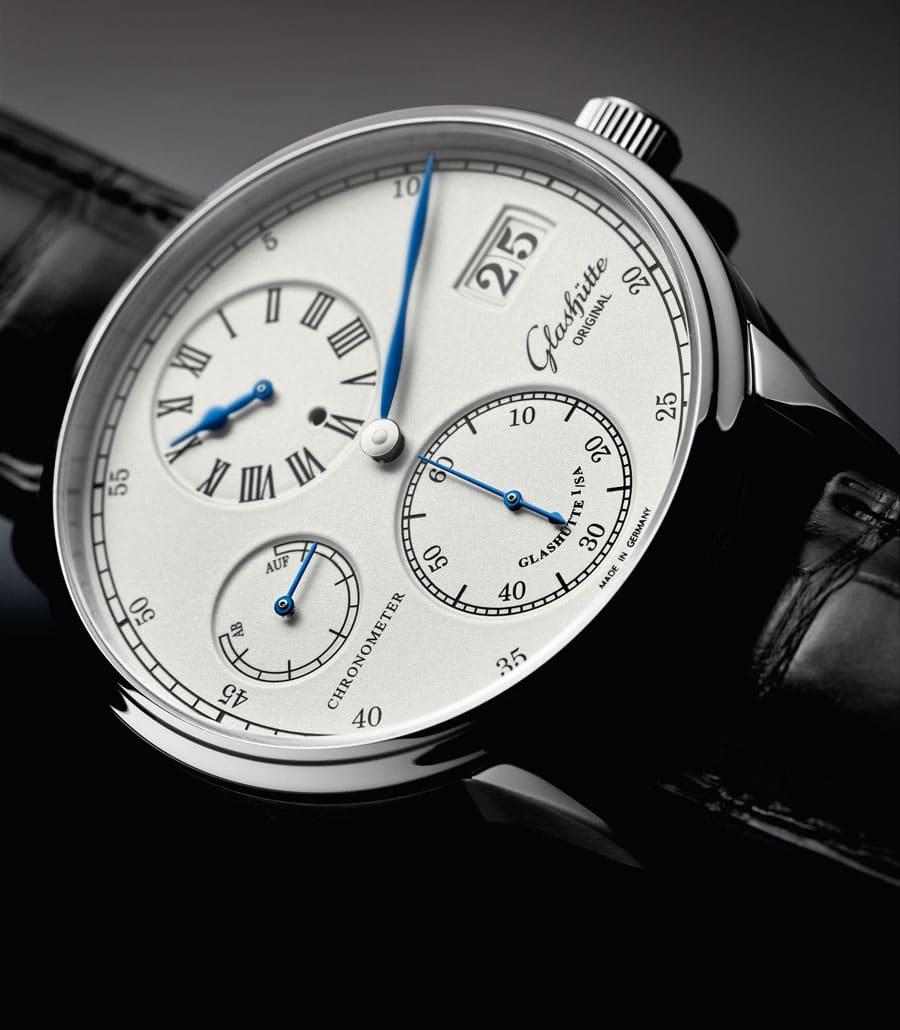 Glashütte Original: Senator Chronometer Regulator