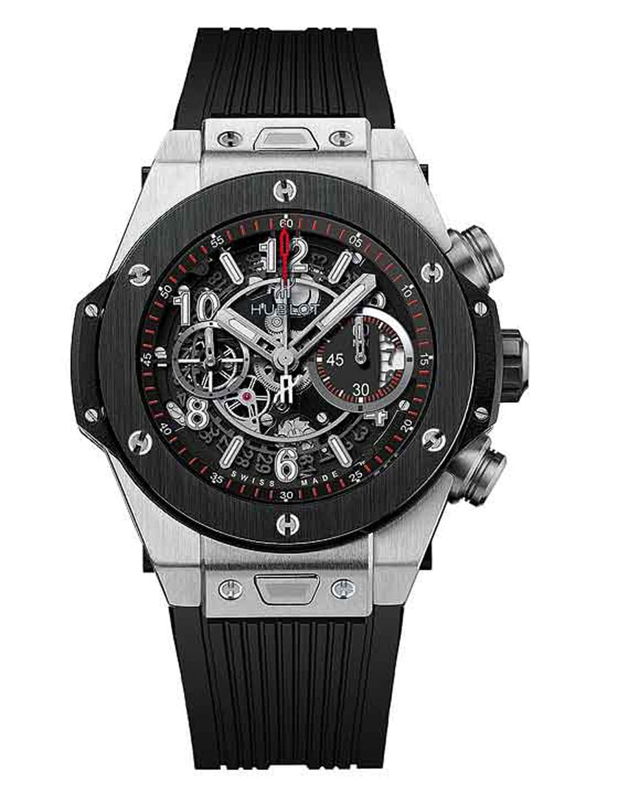 Hublot: Big Bang Unico Titanium Ceramic