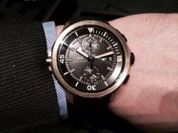IWC Aquatimer Chronograph Expedition Charles Darwin, Bronze, 9900 Euro