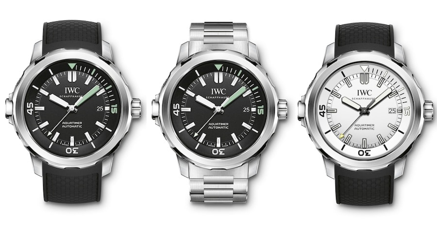 IWC: Aquatimer Automatic